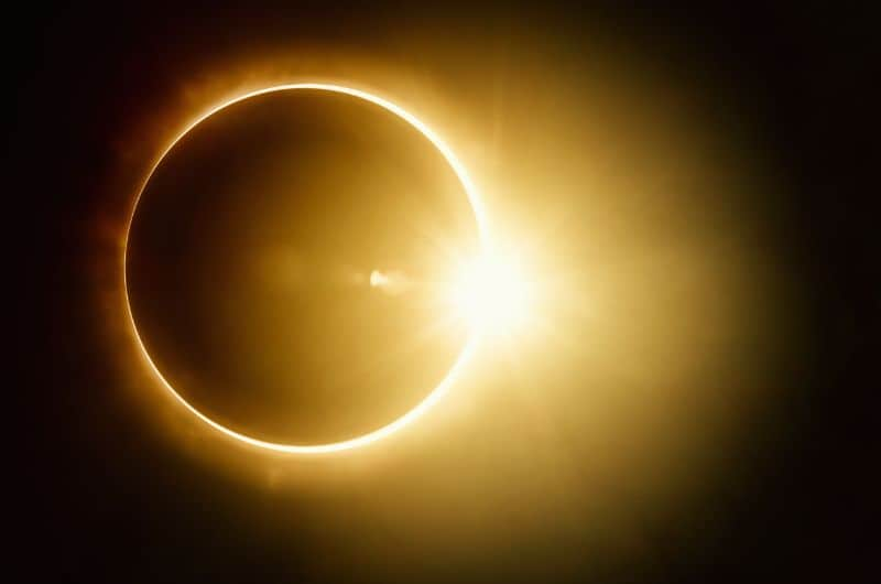 Solar Eclipse Phenomenon