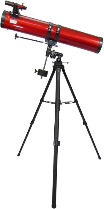 Carson Rp 300 Red Planet Newtonian Reflector Telescope