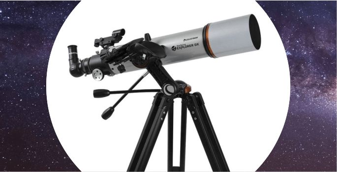 Celestron Starsense Explorer Dx102 Az Review