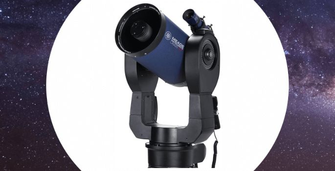 Meade 8 Lx200 Acf Review