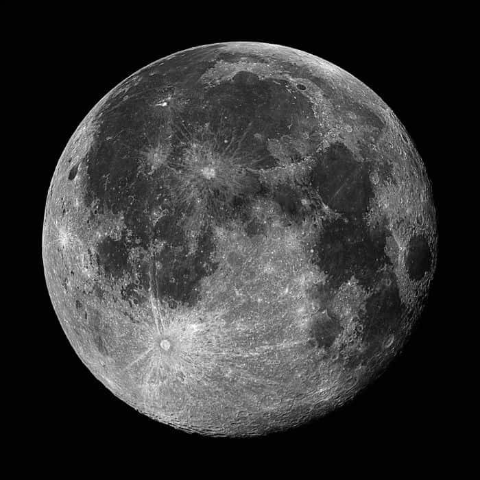 Picture Of The Moon Looking Through Explore Scientific Ar152 Telescope