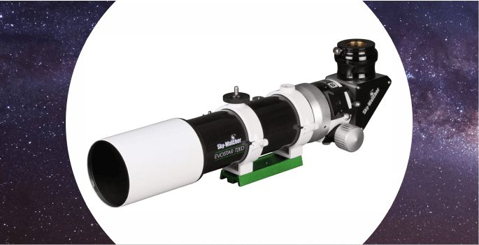 Skywatcher Evostar 72ed Review
