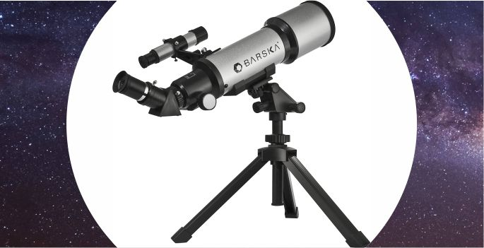 Barska 300 Power Starwatcher Review