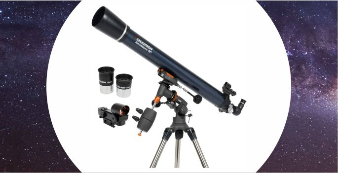 Celestron Astromaster 90 Eq Review