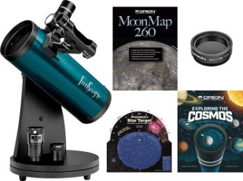 Orion Funscope 76 Mm Tabletop Kids Kit