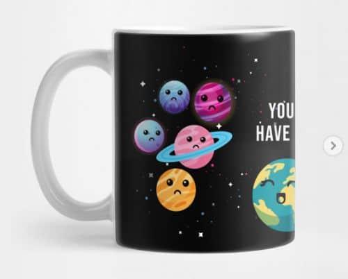 Astronomy Lover Mug 1