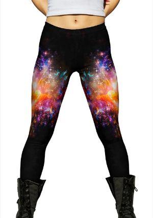Yizzam Space Burst Leggings