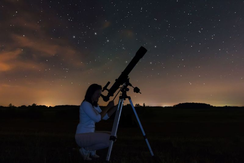 Best Telescope For Stargazing