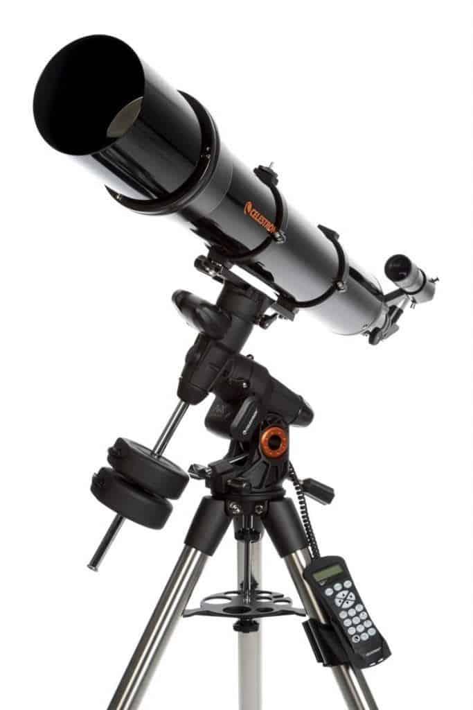 Celestron Advanced Vx 6 Refractor Telescope Front On