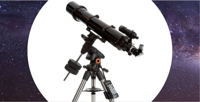 Celestron Advanced Vx 6 Refractor Telescope Review