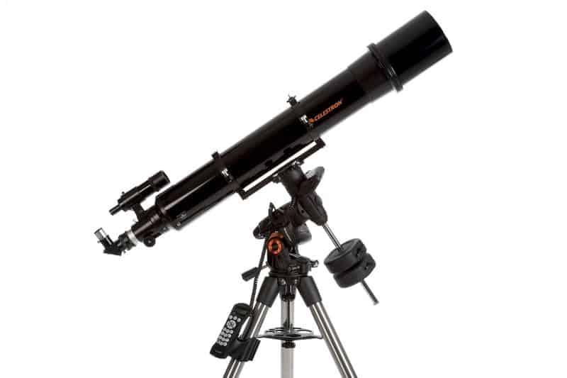 Celestron Advanced Vx 6 Refractor Telescope Side On