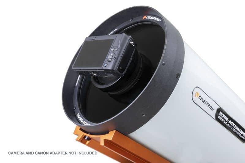 Celestron Advanced Vx800 Rasa Telescope Front On