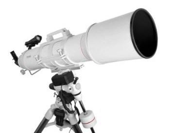 Explore Scientific Firstlight Ar152 Exos Goto Refractor Telescope In White