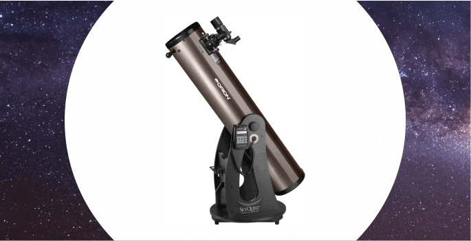 Orion Skyquest Xt8i Intelliscope Review