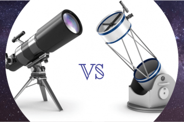Refractor VS Reflector Telescopes: Which Should You Choose?