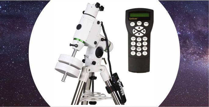 Sky Watcher Heq5 Telescope Mount Review