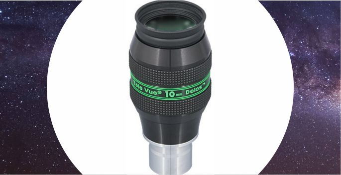 Tele Vue 10mm Delos Eyepiece Review
