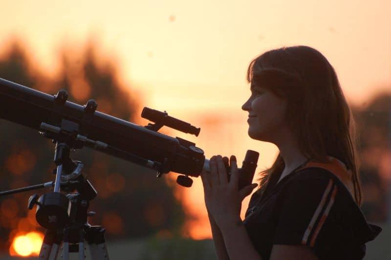 telescope tips for beginners
